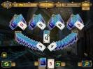 Скриншот игры - Пасьянс Солитер. Настоящий Детектив 2