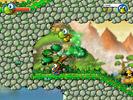 Скриншот игры - Туртикс