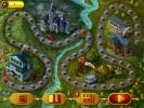 Скриншот игры - Маджонг Детектив. Похищенная Любовь