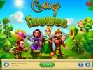 Скриншот игры - Сад Гномов
