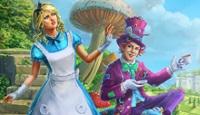 Игра Пэчворк. Приключения Алисы