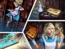 Скриншот игры - Пэчворк. Приключения Алисы