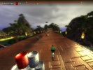Скриншот игры - Безумный серпантин