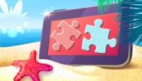 Игра Пазл. Пляжный Сезон