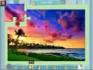 Скриншот игры - Пазл. Пляжный Сезон