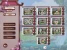 Скриншот игры - День Сакуры. Маджонг