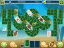 Скриншот игры - Пасьянс. Пляжный сезон