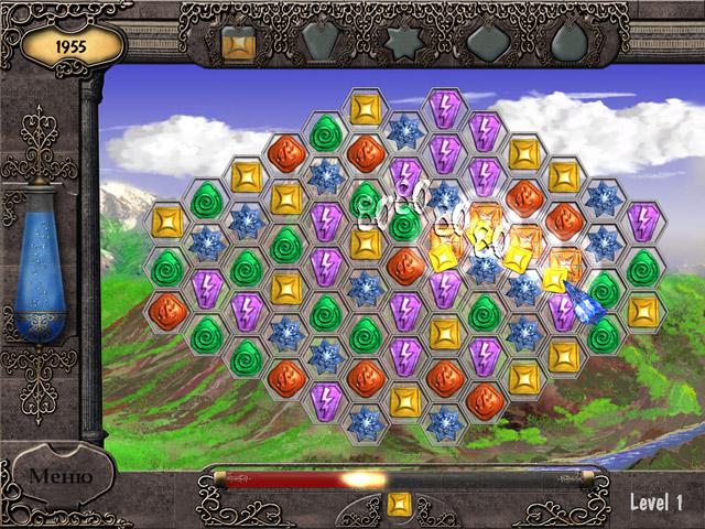 Игра магический кристалл скачать