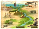 Скриншот игры - Скарабеи Фараона