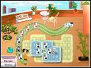 Скриншот игры - Пасьянс: Сад Камней