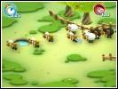 Скриншот игры - Зеленая Долина