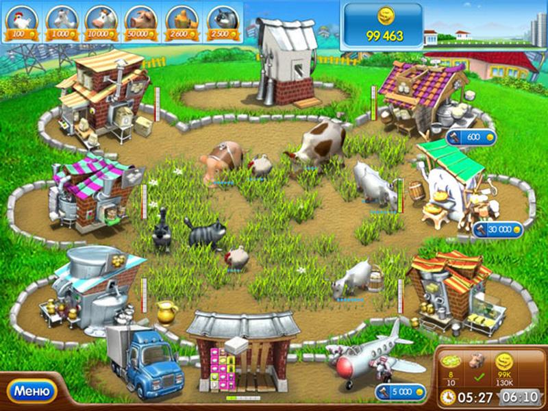 Веселая ферма руторг