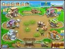 Скриншот игры - Веселая ферма. Печем пиццу.