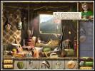 Скриншот игры - Остров секретов.