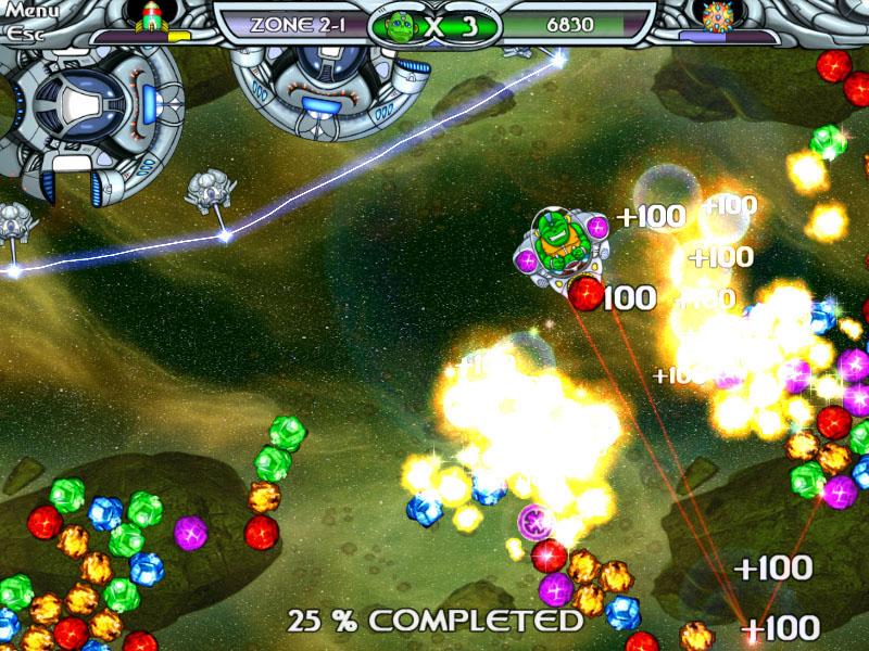 стрелялки мини игры жуть: