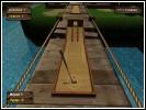 Скриншот игры - Мини Гольф