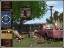 Скриншот игры - Загадка карт Таро