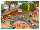 Скриншот игры - Кекс шоп 2