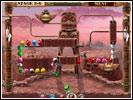 Скриншот игры - Птички На Проводе