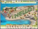 Скриншот игры - Пляжный Рай