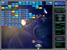 Скриншот игры - Метеор