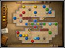 Скриншот игры - Секрет Да Винчи