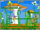 Скриншот игры - Букашечная схватка