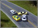 Скриншот игры - Race Cars