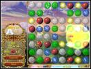 Скриншот игры - Волшебные Пузыри