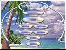 Скриншот игры - Аквабол