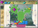 Скриншот игры - Мозаик Тур