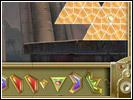Скриншот игры - Древняя мозаика