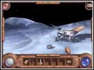 Скриншот игры - Зеленая Луна