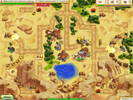 Скриншот игры - Полцарства за принцессу 2