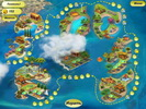 Скриншот игры - Пляжный рай 2
