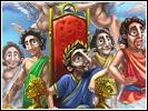Скриншот игры - Колыбель Римской Империи