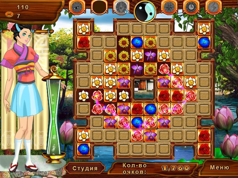 Игра Мода в стиле Дзен   Мини игры онлайн 3b9be1f5b0d