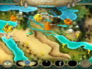 Скриншот игры - Луксор 4. Тайна загробной жизни