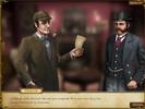 Скриншот игры - Тайны Бейкер-Стрит