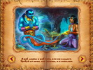 Скриншот игры - Лампа Алладина