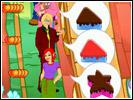 Скриншот игры - Cake Mania