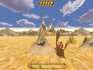 Скриншот игры - Алладин и Волшебный череп
