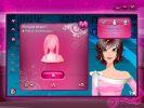 Скриншот игры - Стильные девчонки. История любви